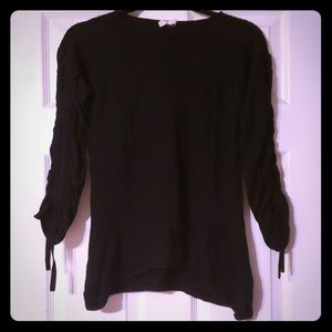 Anthropologie Sweaters - Anthropologie Moth Black Sweater - xs